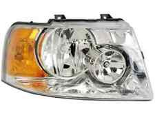 New Ford Expedition 2003 2004 2005 2006 right passenger headlight chrome housing
