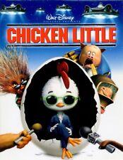 CHICKEN LITTLE MOVIE POSTER EXCLUSIVE LITHO ORIG 11x14 DISNEY