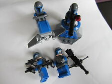LEGO Star Wars Mandalorian Battle Pack 7914 100% completed no instructions