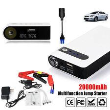 20000mAh Portable Car Jump Starter Power Bank Vehicle Battery Charger AP