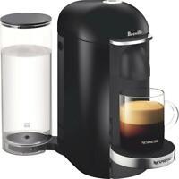 Nespresso By Breville Vertuoplus Espresso Coffee Machine - Black (IL/RT6-1357...
