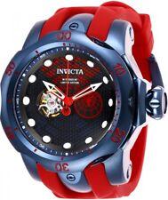 Invicta Marvel Men's 52mm Venom SPIDER MAN Automatic Open Heart Strap Watch