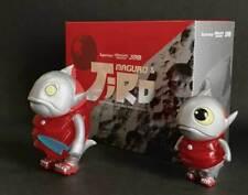 Mame Moyashi x Superman Toys 28th Anniversary Ultra Maguro & Jrio Sofubi Vinyl