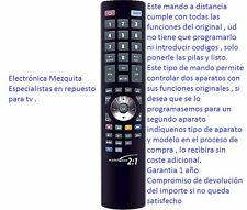 Mando a distancia de sustitución TV OKI V15A-PH