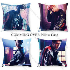 Kpop EXO Throw Pillow Case [COMING OVER] Square Cushion Bolster Cover Baekhyun