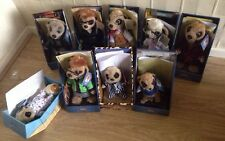 Complete / Full Set Of 9 Compare the Meerkat / Market ~ Sergei Aleksandr etc