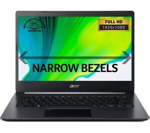 "ACER Aspire 5 A514-52 14"" Laptop -Black,  i5, 256GB SSD, RAM:8GB-Brand New"
