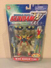 Bandai Gundam Wing Zero Mobile Suit MSIA Deluxe Action Figure Yellow Version New