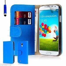 Fundas y carcasas pictóricos color principal azul para teléfonos móviles y PDAs Samsung