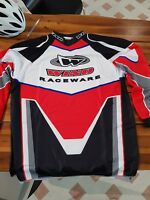 MAGLIA JERSEY MOTOCROSS Wind xl Red
