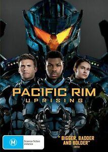 Pacific Rim 2 Uprising (DVD, 2018), NEW SEALED AUSTRALIAN RELEASE REG 4 lot 300