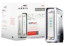 ARRIS SURFboard SB8200 DOCSIS 3.1 32x8 Cable Modem-White