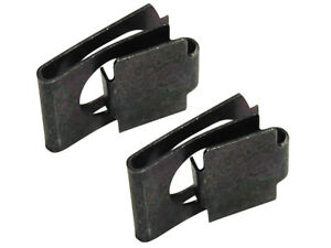 New 1966-70 Fairlane Wiper Arm Clips Pair 1965-70 Galaxie 1965-73 Mustang Ford