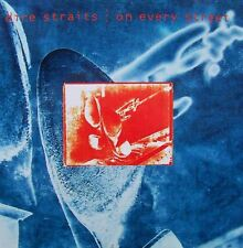 DIRE STRAITS on every street (CD album) pop rock, classic rock