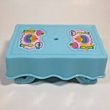 Fisher Price Little People Replacement Table Blue Castle Dance & Twirl Royal EUC
