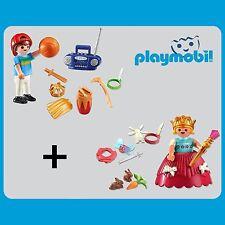* PLAYMOBIL * Multi-Play Escuela Boy & Girl (Prince/Princesa) * Sellado En Bolsa