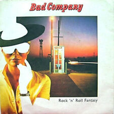 "BAD COMPANY Rock'n'Roll Fantasy 7"" . paul rodgers led zeppelin queen free"