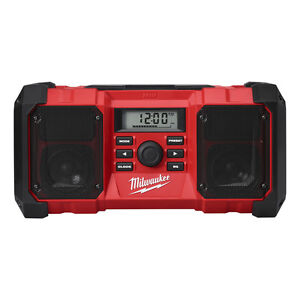 MILWAUKEE M18 JOBSITE RADIO - NAKED - M18JSR-0 - 4933451473