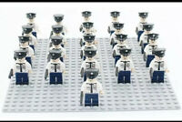 21x Army Soldiers Mini Figures (LEGO Compatible)
