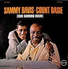 "SAMMY DAVIS & COUNT BASIE ""OUR SHINING HOUR"" PREMIUM QUALITY USED LP (NM/EX)"