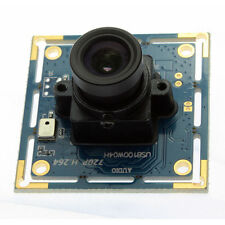 Mini 720P H.264 USB Board Camera Module Support Microphone & IR Cut 2.1mm Lens