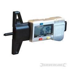 Digital- Tiefenmesser 0 - 25mm Drehbank Markieren Werkzeug Bohrung 273894
