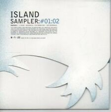 (AE361) Island Music sampler #01:02 - DJ CD