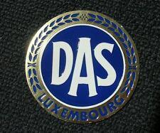 LUXEMBOURG DEUTSCHER AUTO SCHUTZ DAS BADGE MERCEDES BMW VW VOLKSWAGEN NOS