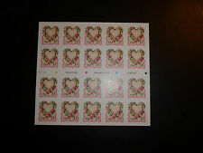 United States Scott 3274a, the Victorian LOVE Hearts  Booklet