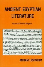 """Ancient Egyptian Literature New Kingdom"" Papyrus Kadesh Monuments Hymns Prayers"