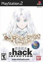 .Hack Infection Part 1 Playstation 2 Video Game Complete ps2 one dot hack