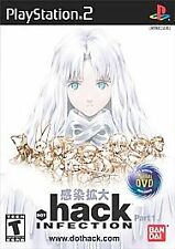 .hack//INFECTION - Playstation 2 Game Complete