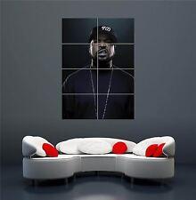 ICE Cube MUSICA rapper NWA Rap Hip Hop Poster Art Print XXL GIGANTE wa236