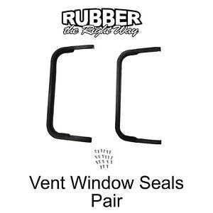1955 1956 Packard Vent Window Seal - pair