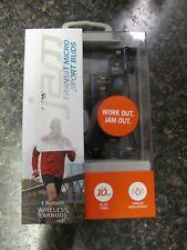 Jam Transit Micro Sport Buds Bluetooth Headset Wireless Earphones Sweatproof Bl