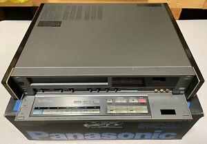 Panasonic AG-W1P MULTI SYSTEM VCR - Hi-Fi WORLD WIDE NTSC, PAL, SECAM Converter