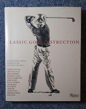 Classic Golf Instruction:  Hardcover 2008