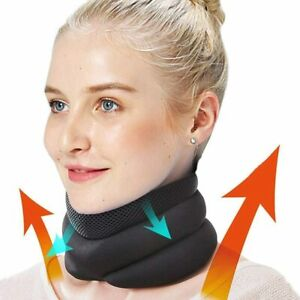 Cervical Collar Neck Brace Head Support Cushion Stabilizer Pressure Pain Relief