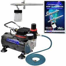 Professional Master Airbrush Multi-Purpose Siphon Feed Airbrushing System Kit.
