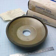 ∅150x6x5x40x32 12V5-45 BOWL SHAPE DIAMOND GRINDING WHEEL GRIT400 (80/63 µm)