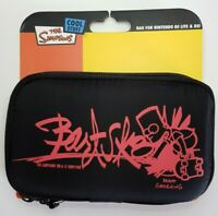✔️THE SIMPSONS Bart Simpson Skater Boy Bag Carry Case For Nintendo DS Lite & DSI