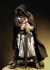 1:18 Templar Sergeant XIII Century,Resin Model Kit, 90mm Historical Figure