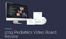 MedStudy Pediatric Board Review 2019