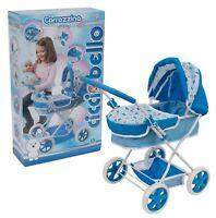 Cicciobello carrozzina per bambola giochi preziosi nuovo con scatola