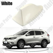 For Nissan Rogue X-trail 2014 2015 White Shark Fin Antenna With Radio Function