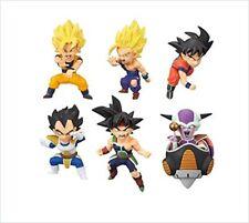 Dragon Ball Z World Collectible Figure ~ BATTLE OF SAIYANS ~ vol.1 6 Type Set