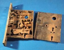 Vintage Antique Door Lock Parts