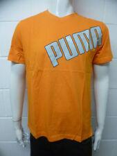 V Neck Graphic PUMA T-Shirts for Men
