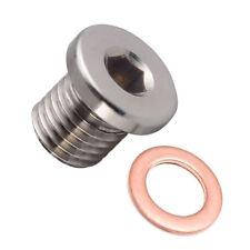 Engine Oil Drain Plug For BMW R nineT K1300 K1200 R1200 R1150 R1100 R900 R850