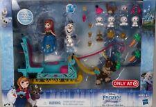 Disney Frozen Little Kingdom Anna & Friends Sleigh Ride Playset Brand New In Box